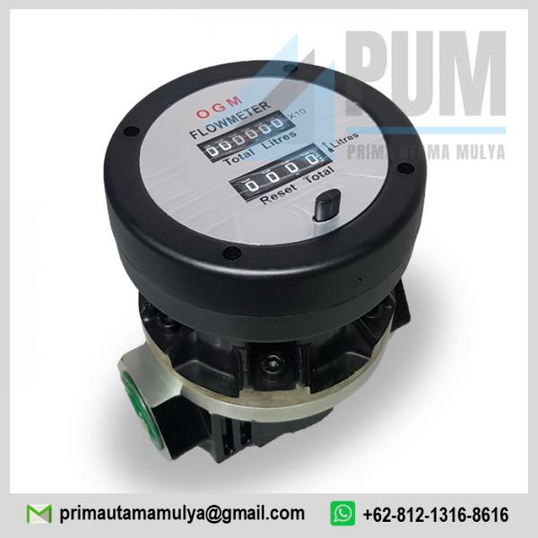 flow-meter-ogm-1-inch-model-ogm-a25-oval-gear-flowmeter-1-25mm