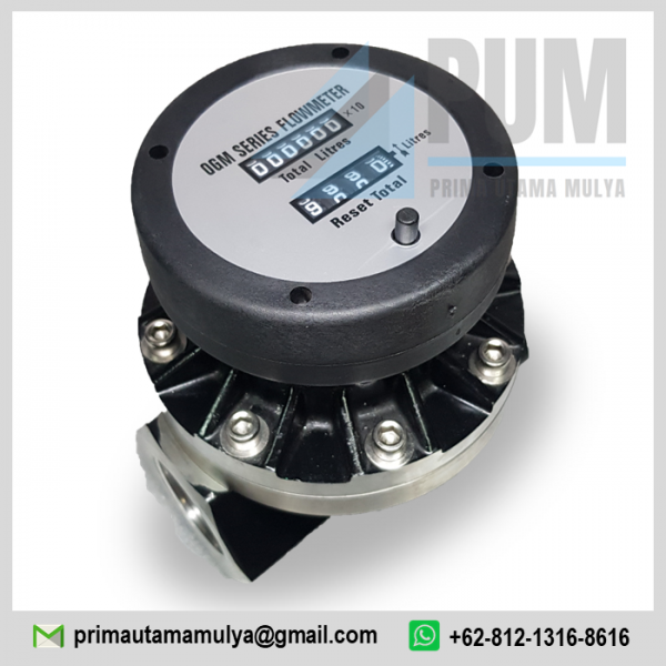 flow-meter-ogm-1½-inch-model-ogm-a40-oval-gear-flowmeter-15-40mm