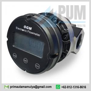 flow-meter-0gm-1½-inch-digital-oval-gear-flowmeter-digital-15-40mm